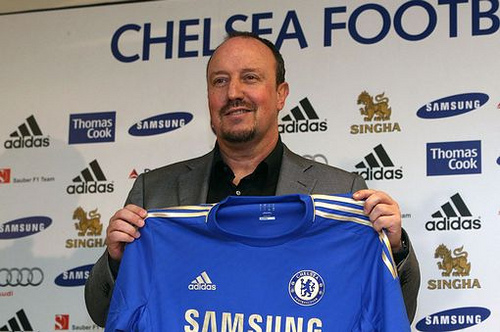 rafa benitez chelsea Why I'll Miss Rafa Benitez as Chelsea Manager