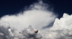 soccer-ball-in-clouds