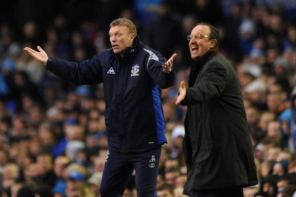 benitez moyes Why David Moyes, Not Villas Boas, is the Right Man for Tottenham