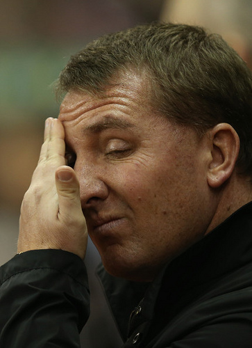 brendan rodgers Are Liverpool Just Flat Track Bullies?