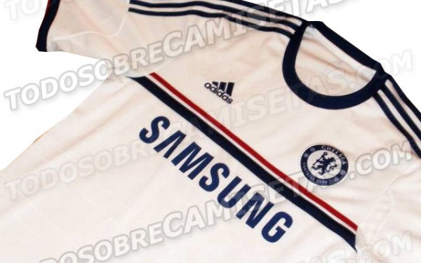 chelsea away shirt 600x375 Chelsea Away Shirt for 2013 14 Season Leaked [PHOTOS]