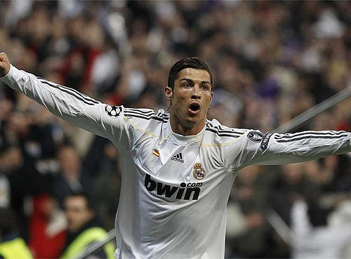 cristiano ronaldo Ronaldo: I Wont Celebrate a Goal Against Manchester United: The Daily EPL