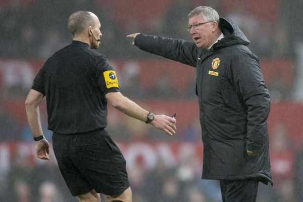 fergie dean 600x399 Alan Pardew: Ferguson Should Have S