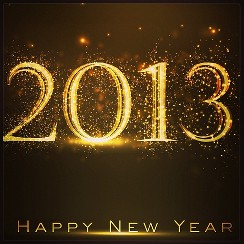 happy new year 2013 Happy New Year to EPL Talk Readers