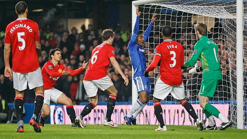 man united defense Manchester Uniteds Defense Is Worst In 11 Years