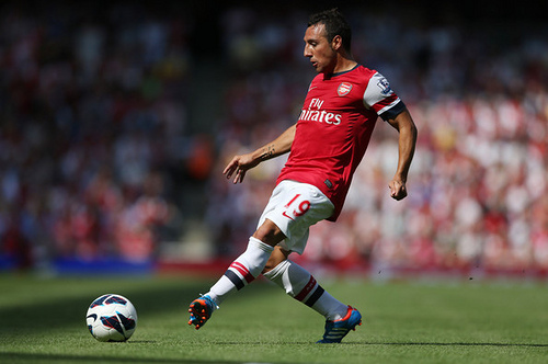 santi cazorla What a Difference A Win Makes For Arsenal, Wenger And The Clubs Supporters