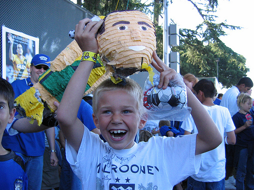 soccer pinata What Professional Footballers Are The Same Age As You?