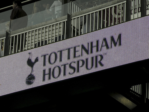 tottenham hotspur1 Brown Is The Color: Spurs Unveil New Third Kit