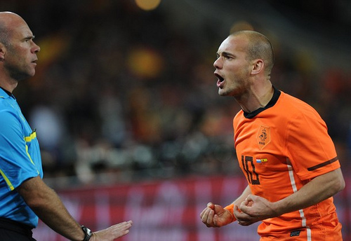 wesley sneijder How Popular Is The World Cup?