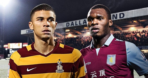 bradford aston villa 600x318 Bradford City vs Aston Villa, League Cup Semi Final 1st Leg: Open Thread