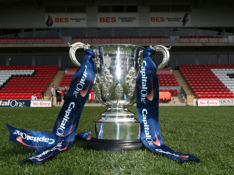 Capital One Cup schedule for US TV and streaming featuring Arsenal, Chelsea and Man United