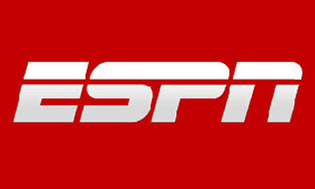 espn logo ESPN2s Coverage of Liverpool Against Man Utd Nets 456,000 Viewers