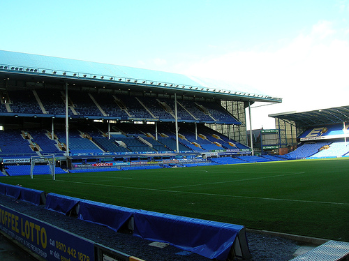 everton goodison road Why The Race For Fourth in the Premier League Means So Much More for Everton