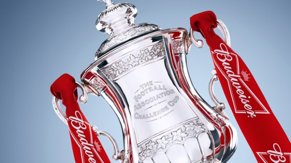 fa cup trophy 600x337 FOXs Coverage of West Ham Man Utd FA Cup Match Nets 887k Viewers