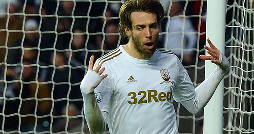 michu Michu Looking Like the Striker Fernando Torres Might Have Become: The Nightly EPL