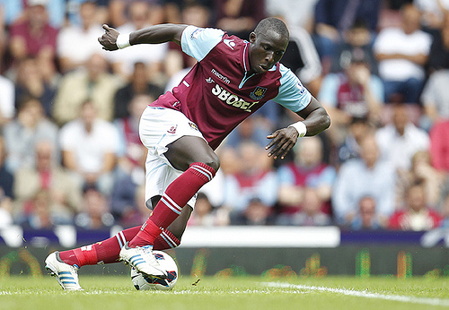 mohamed diame Tottenham Aim to Tempt Mohamed Diamé From West Ham for £3.5m: The Nightly EPL