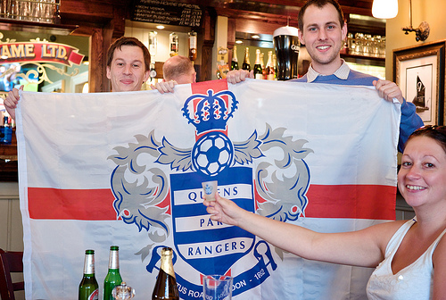 queens park rangers fans From USA With Love: How I Became A Queens Park Rangers Supporter