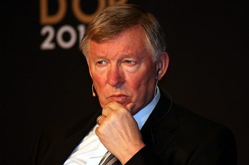 sir alex ferguson Sir Alex Ferguson Shows His Influence Again Over Rio Ferdinand Saga: The Nightly EPL