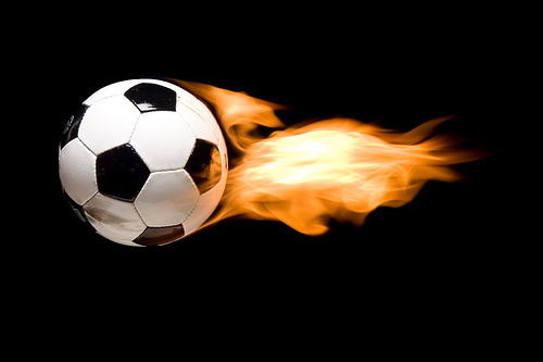 soccer ball on fire Premier League TV Viewing Audience Numbers In the United States, 2008 11