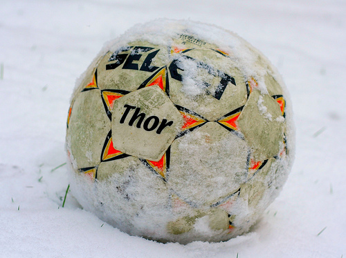 soccer ball1 FA Commission Discussing January Winter Break for Premier League: Daily Soccer Report