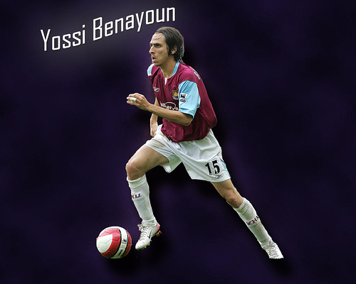 yossi benayoun Yossi Benayoun Returns to Chelsea After Completing Loan Spell at West Ham: The Daily EPL