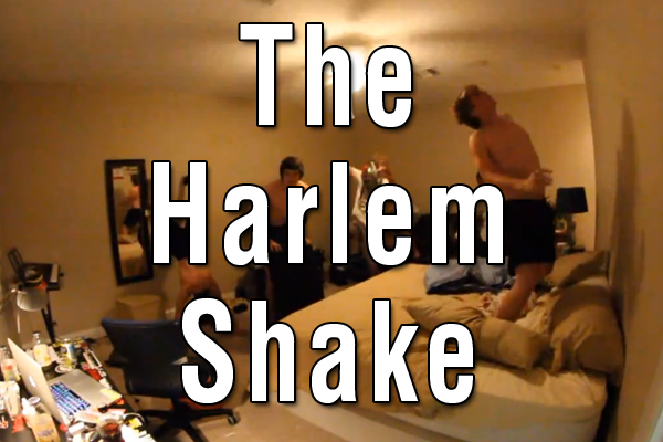 The Harlem Shake Swansea City Footballers Do the Harlem Shake [VIDEO]