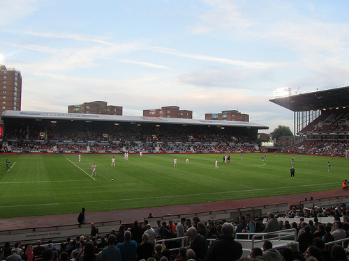 boleyn ground West Ham United vs Tottenham Hotspur: Open Thread