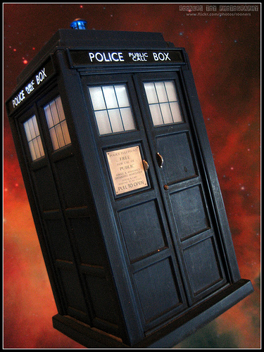 doctor who tardis What Doctor Who and the English Premier League Have In Common