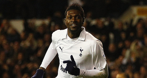 emmanuel adebayor Inter Milan Fined £37k By UEFA For Racist Abuse Against Tottenham Hotspur