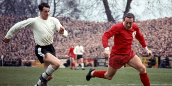 ian st john liverpool 600x302 How Bill Shankly and Ian St. John Built the Foundation For Liverpools Glory Years