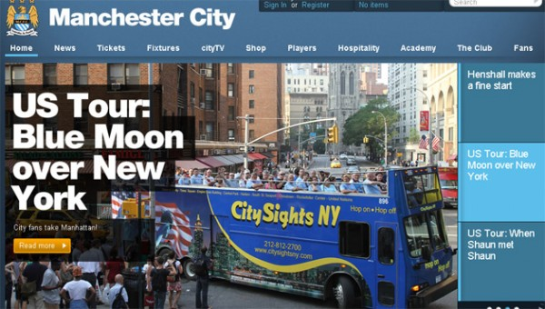 manchester city usa 600x340 Manchester City Seeks Partner Clubs in USA, Mexico and China: The Nightly EPL