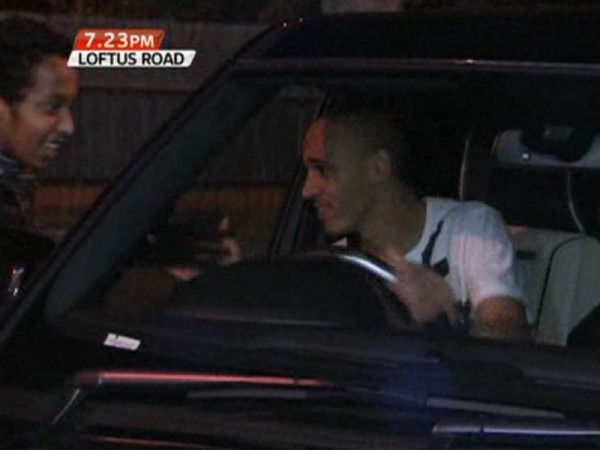 peter odemwingie qpr 600x450 Crystal Palace In Talks With Peter Odemwingie: Daily Soccer Report