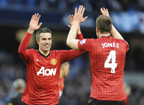 phil jones rvp Manchester Uniteds Phil Jones Faces Nervous Wait on Ankle Injury: The Nightly EPL