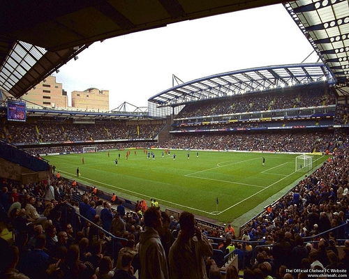 stamford bridge Chelsea vs Tottenham Hotspur Match Highlights [VIDEO]