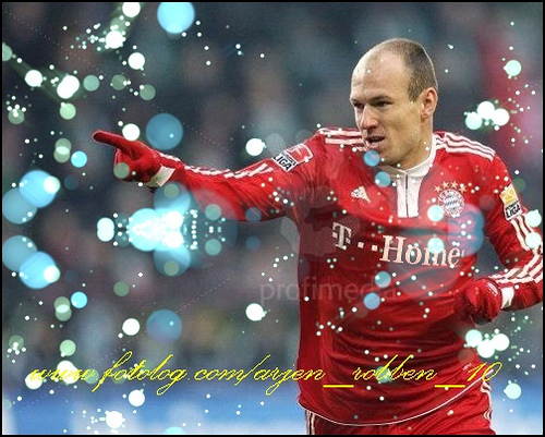 arjen robben 5 Footballers I Would Have Loved Manchester United to Have Signed