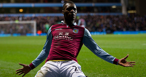 christian benteke Christian Benteke Should Think Twice Before Walking Out On Aston Villa