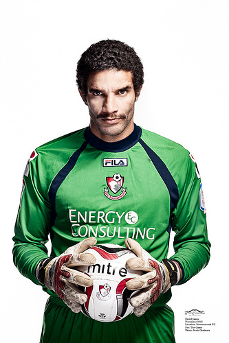 david james Top 10 Goalkeepers in Premier League History