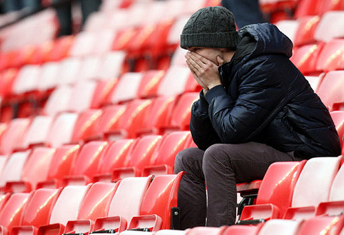 football supporter depressed Premier League Saturday Gameweek 31 Match Highlights [VIDEO]