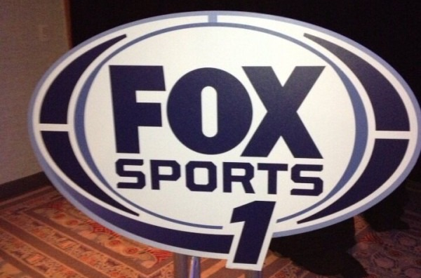 fox sports 1 logo upfront FOX Lowers The Bar On Televised Soccer Games With American Voice Gus Johnson