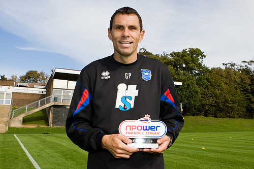 gus poyet Gus Poyet Finds Out He's Been Sacked By Brighton On Live TV: Nightly Soccer Report
