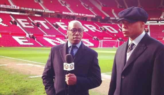 ian wright gus johnson png Ian Wrights Embarrassing Commentary Against Chelsea Fans On FOX Soccer Sours A Brilliant Game
