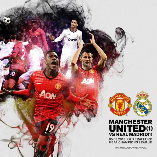 Barcelona Vs Man Utd Champions League Final 2011: Manchester United Vs Real Madrid, UEFA Champions League