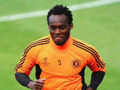 michael essien 5 Footballers I Would Have Loved Manchester United to Have Signed