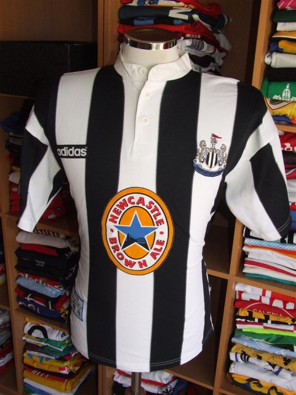 newcastle united 95 96 600x800 Top 10 Favorite Soccer Shirts of the Premier League Era