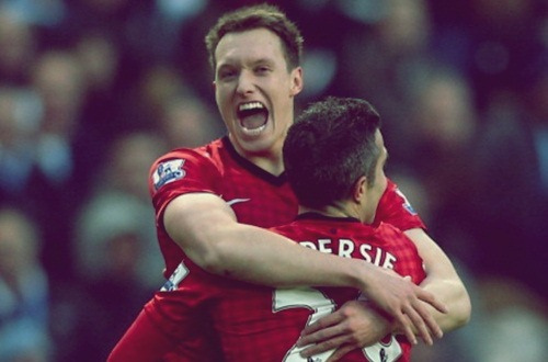 phil jones Phil Jones Ruled Out of Man Utd v Real Madrid by Sir Alex Ferguson: The Daily EPL