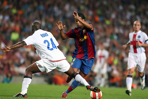 ronaldinho 5 Footballers I Would Have Loved Manchester United to Have Signed