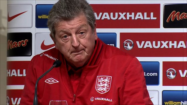 roy hodgson WATCH England Manager Roy Hodgson Discussing World Cup 2014 Squad [VIDEO]