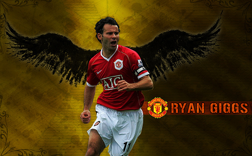 ryan giggs Ryan Giggs Appointed Player Coach at Manchester United: Daily Soccer Report