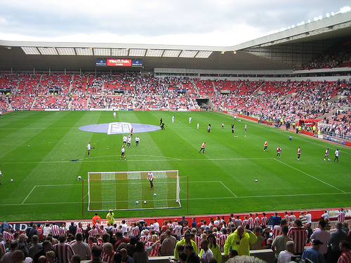 stadium of light Steven Fletcher and Lee Cattermole to Miss Rest of Sunderlands Season: The Nightly EPL