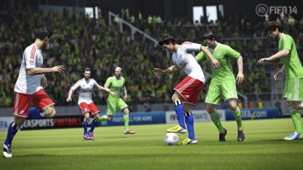 FIFA14 DE protect the ball prt2 WM 600x337 FIFA 14 New Features Revealed; More Of a Focus On The Midfield [PHOTOS & VIDEO]